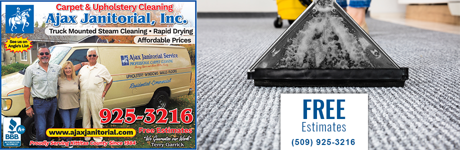 Upholstery Cleaning Services Ellensburg, WA